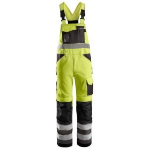 0113 High-Vis Bib & Brace Trousers, Class 2