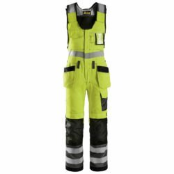 0213 High-Vis One-piece Holster Pocket Trousers, Class 2