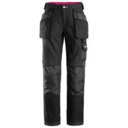 3714 Women's Holster pocket Trousers, Canvas+