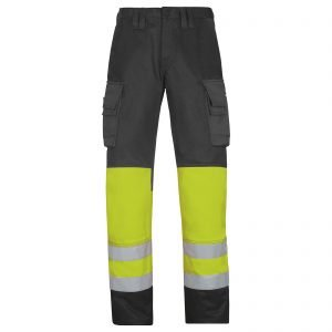 3833 High-Vis Trousers, Class 1