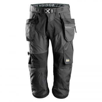 6905 FlexiWork, Work Pirate Trousers+ Holster Pockets