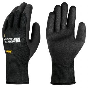 9313 Weather Flex Grip Gloves