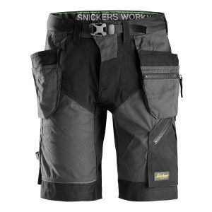 6904 FlexiWork, Work Shorts+ Holster Pockets