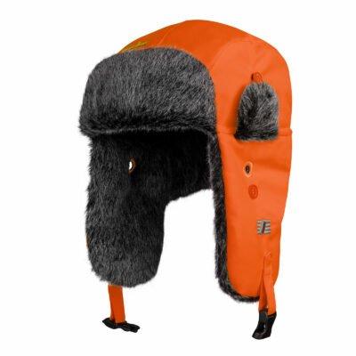 9029 Ruffwork, High Vis Heater Hat