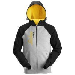 2888 Logo Full Zip Hoodie