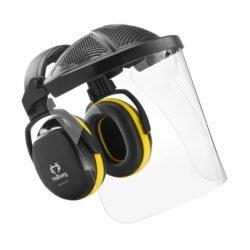 44102 SECURE 2 Headband SAFE 1 Kit, with polycarbonate visor