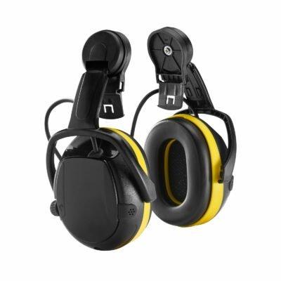 SECURE 2 Cap/Helmet Mount ACTIVE (Level Dependent Active Listening)