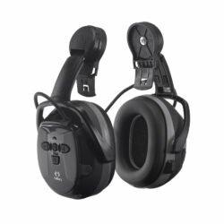 48101-001 Hellberg Xstream Level Dependent Active Listening (LD) Cap/Helmet mount